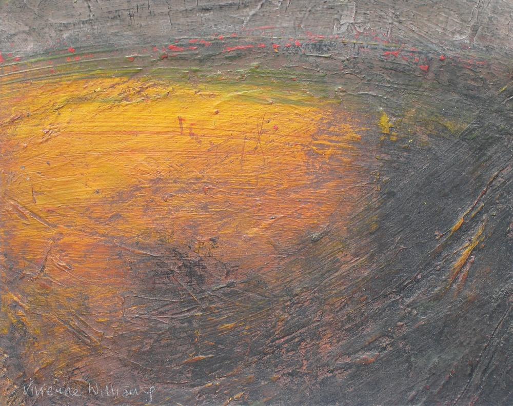 Cornfield, 14.5cm x 18cm, 2014