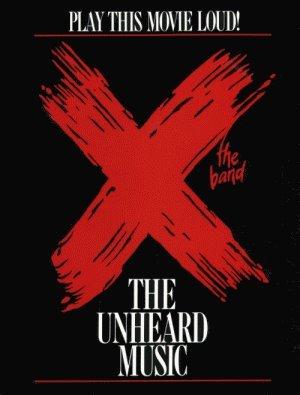 X - The Unheard Music - Thumbnail.jpg