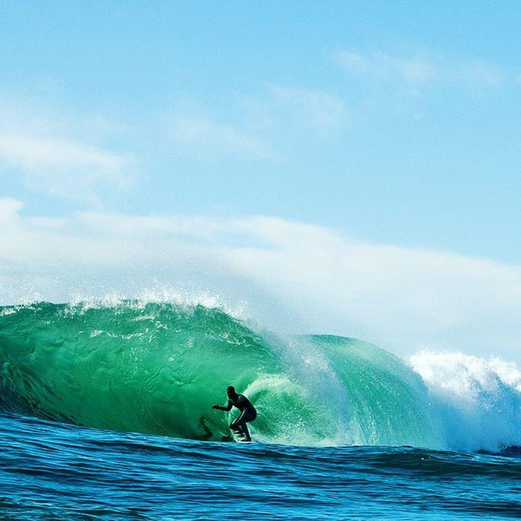Mitch Crews in Portugal.