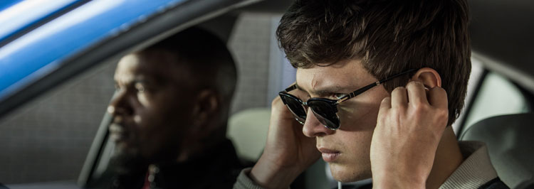 Enter The Baby Driver Getaway Music Sweepstakes