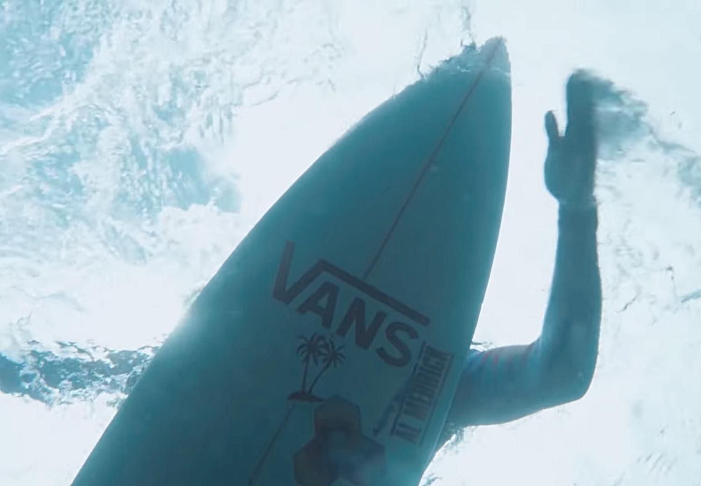 e39508041a20 Vans New Surf Film  Blue Intensity  — Havoc TV