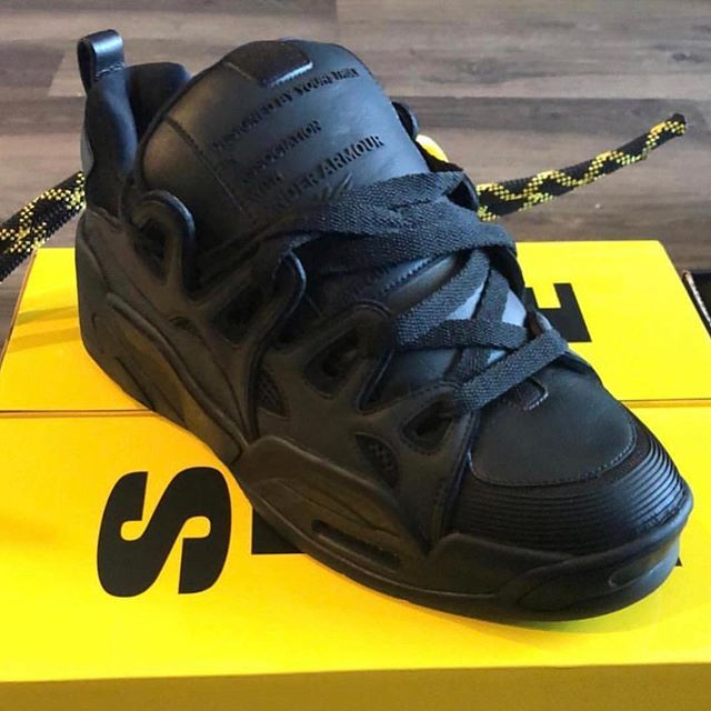 What are your thoughts on @asaprocky shoes from @underarmour? #osirisdiditfirst #osirisd3 YAY or NAY?