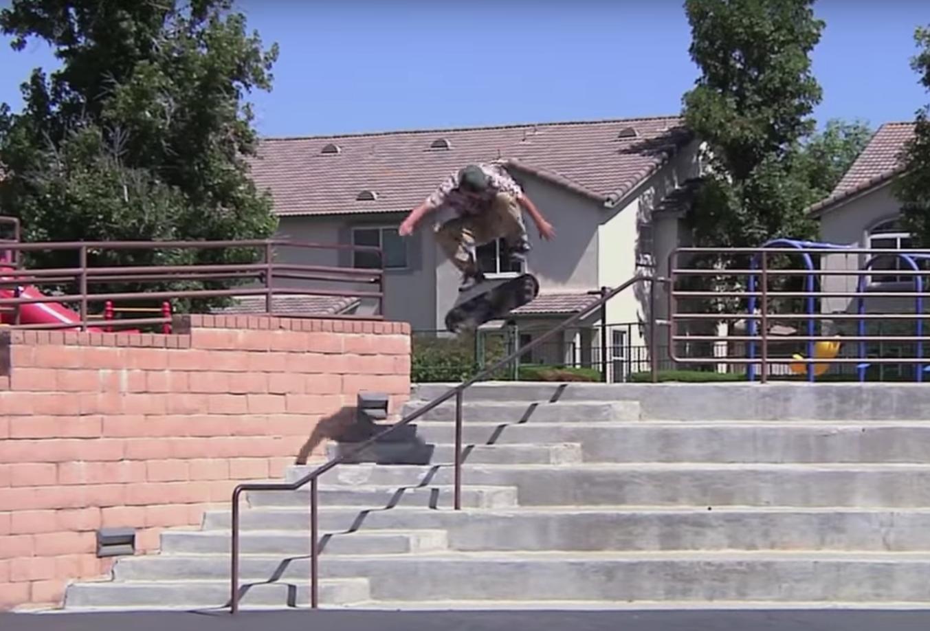 Havoc Tv Deck Skateboard Flip Louis Lopez Chris Joslin And Friends