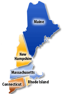 Proudly Serving New England