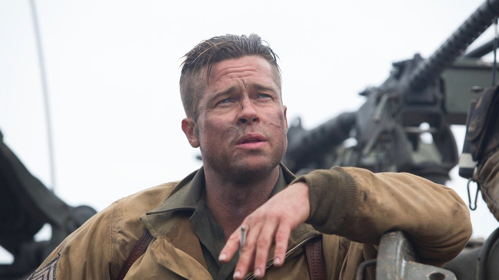 Brad Pitt's Secret Weapon