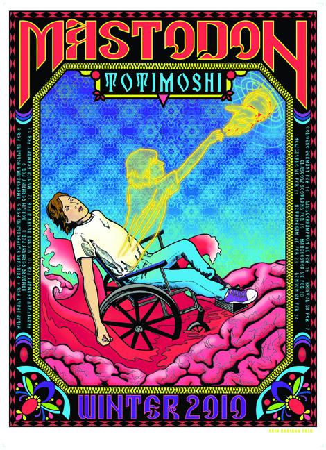Totimoshi - European Tour