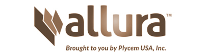 Allura Exterior finishes