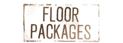 Floor packages; flooring packages