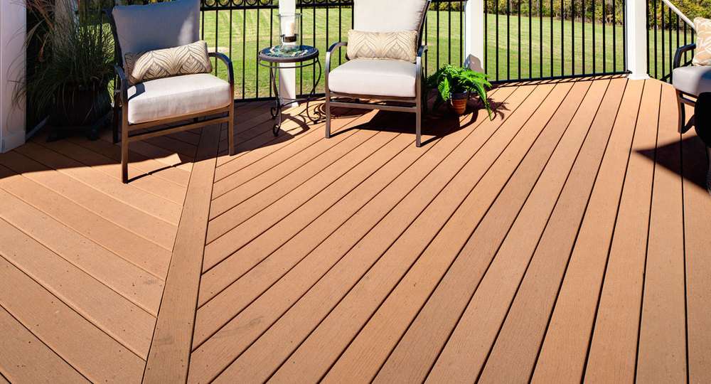 Copy of MoistureShield® composite decking products