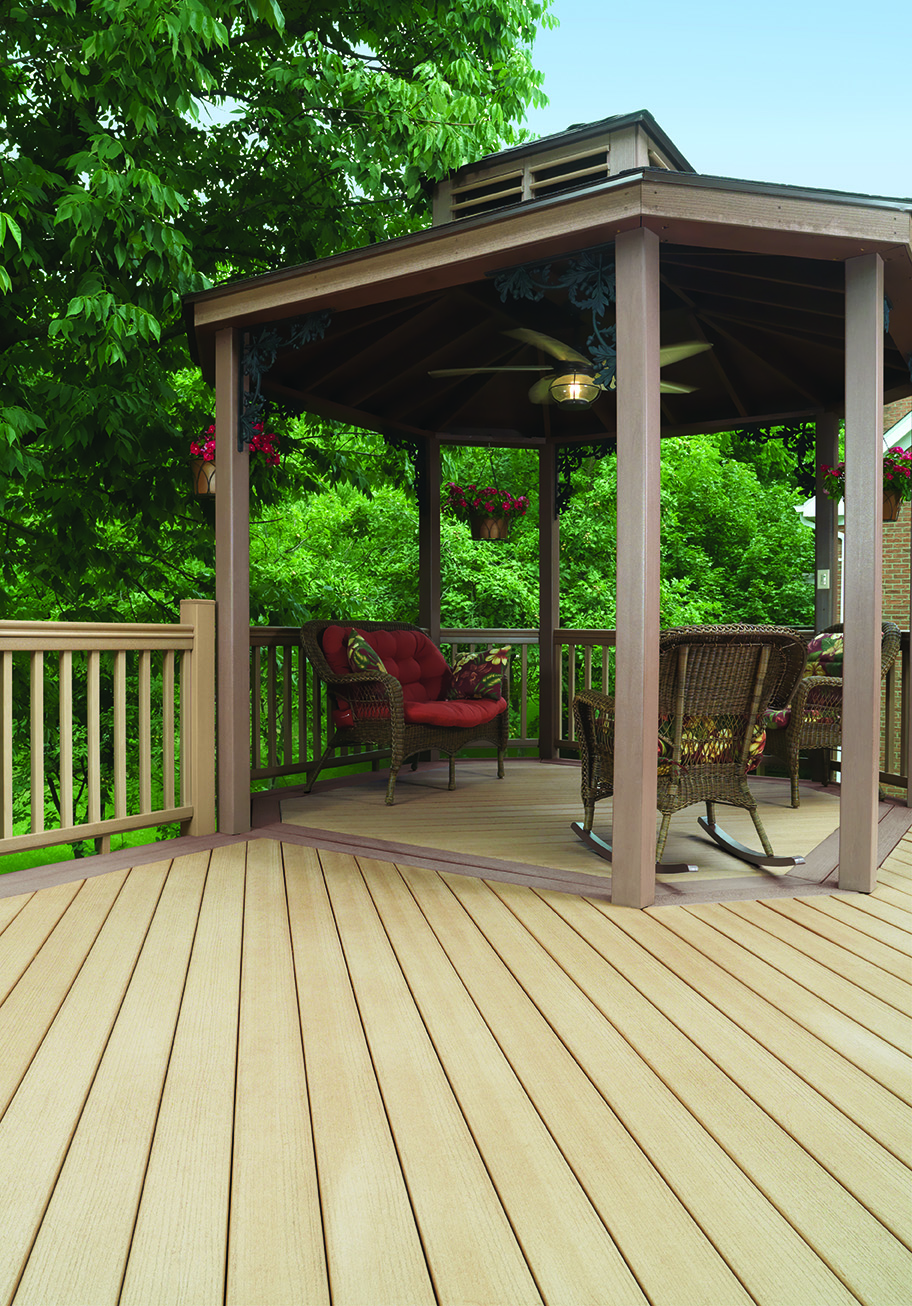 TwinFinish decking from TimberTech