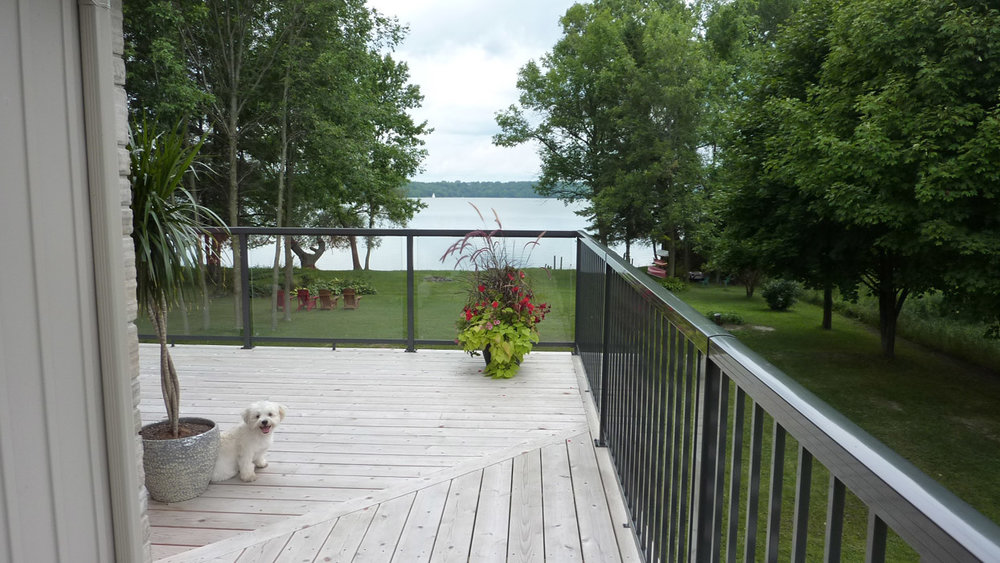 ProBuilt is one of the world's leading manufacturers of railing systems, components and accessories for exterior decks and porches.