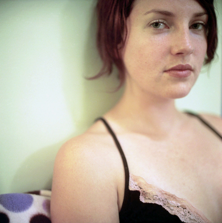Brigid, 2005, C-print, 21 x 21 inches