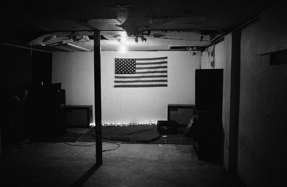 America, 2008, Inkjet print, Edition of 6, 16 X 20 inches