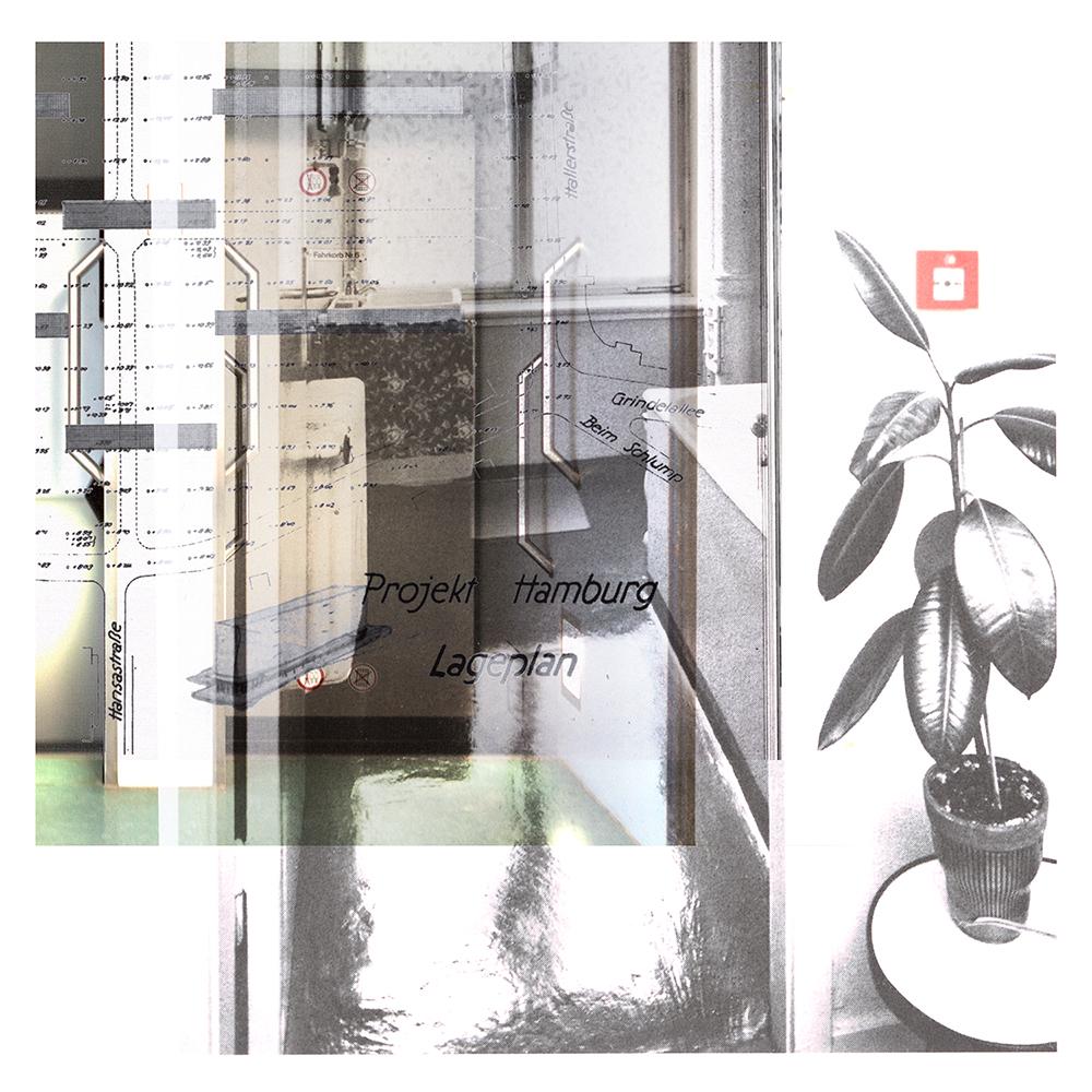 """Claudia Sohrens,  Grindel-Hoschhaus #9 , 2015, Archival pigment print, 17""""x22"""""""
