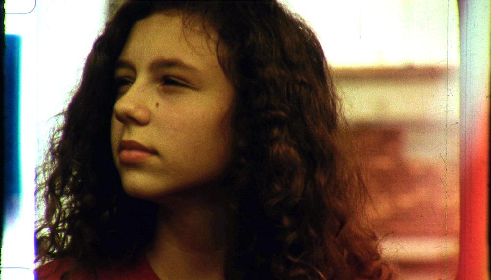Željka Blakšić,  PARADISO , 2014, 16mm film, 7 minutes, Film still