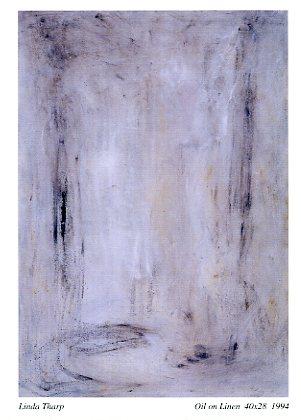 Oil on Linen, 1992