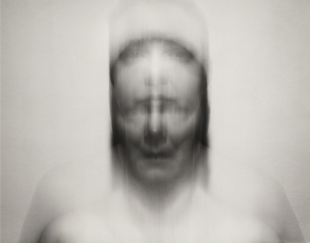 Self-portrait , 1984  Gelatin Silver print    *MoMA permanent collection
