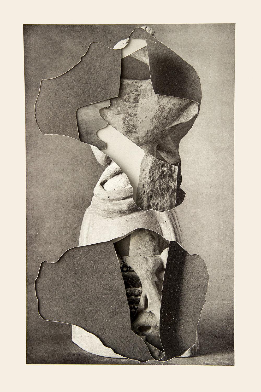 "Missing Person , 2017 Archival inkjet print, 30"" x 20"""