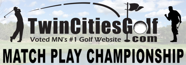 "Experience the excitement of team match play with the  TwinCitiesGolf.com Team Match Play Championship .   How Does It Work?   1.  Format is 2-Person Teams playing team Best-Ball Match Play  (individual stroke per player with lower of 2 scores being your ""team"" score). Must register as a 2-Person Team. The registration cost is $20 per team. Maximum of 16 teams per flight per course.  2.  You pick the course where you would like to play your matches.  The 14 options for courses include:  Metro – Goodrich (St. Paul, MN)  Metro – U of M (Minneapolis, MN)  Metro – Columbia (Minneapolis, MN)  Metro – Centerbrook 9 Hole Matches (Brooklyn Center, MN)  East – Southern Hills (Farmington, MN)  East – Clifton Highlands (Prescott, WI)  East – Ponds at Battle Creek 9 Hole Matches (Maplewood, MN)  West – Riverwood National (Albertville, MN)  West – Dwan GC (Bloomington, MN)  West – Timber Creek (Watertown, MN)  South – CreeksBend GC (New Prague, MN)  South – Emerald Greens GC (Hastings, MN)  South – Crystal Lake GC (Lakeville, MN)  North – Chomonix (Lino Lakes, MN)  North – Oneka Ridge (White Bear Lake, MN)  3.  TCG creates the brackets and teams communicate with each other to setup their matches.  Public Country Club members may use their PCC membership for greens fees during matches. Non-PCC members simply pay greens fees at time of each round.  4.  The maximum team combined handicap to enter is 29  and 3 flights will be created based on combined team handicap (Flight A, Flight B, Flight C). A 2018 Active USGA  GHIN  handicap is needed to validate your handicap (with a minimum of 5 scores posted within the last 10 months). NOTE:   If the handicap difference between playing partner handicaps is 8.0 or more, that team will be moved UP 1 flight   and if one playing partner is a 3.9 or less handicap, that team will automatically be in the A flight.  The maximum difference between player handicaps is 12.0 .  Need a GHIN handicap?   CLICK HERE to purchase  then post 5 past rounds before  JUNE 1  to qualify.  5.  For each round,  teams will have a 15 day window to complete their match  .  6.  The winning team from each flight at each course will advance to Championship round  against winning teams from the other courses. Winning teams will receive TCG gift cards as prize money (based on total prize pool). TCG credits can be used for TCG events, 2nd Swing gift cards or VISA gift card redemption.  7.  Dates for each round to be completed are:   Round 1: June 1 – June 15  Round 2: June 16 – June 31  Round 3: July 1 – July 16  Round 4: July 17 – August 2  Championship Rounds: August 3 – August 17   Questions?  Email us at info@twincitiesgolf.com  >> To RSVP a team,    CLICK HERE and complete the form  . No cost to RSVP…the $20 per team registration fee (for the prize pool) is payable once your course selection is confirmed."
