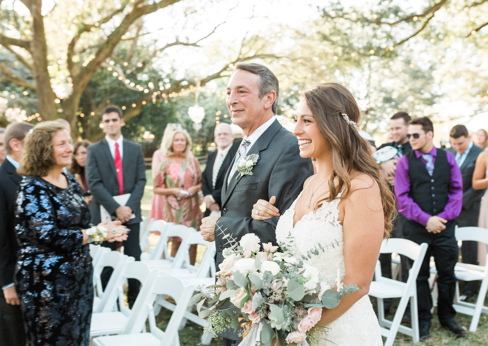 live oak plantation wedding