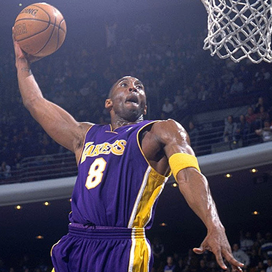 "KOBE BRYANT ""It seems Bruce Lee has nothing to do with basketball. To me it has everything to do with basketball...I've been working hard to infuse his principles of utility, agility, speed and efficiency to my own training."""