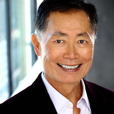 "GEORGE TAKEI ""Bruce Lee made a tremendous impact on me and also on the world psyche.  He was an action hero, when we'd been saddled with all these one-dimensional stereotypes:  The servant, the buffoon or the enemy. Here he was, a terrific build; incredible, acrobatic athleticism and heroic.  He was someone Asians could be proud of.  He was a source of great pride."""