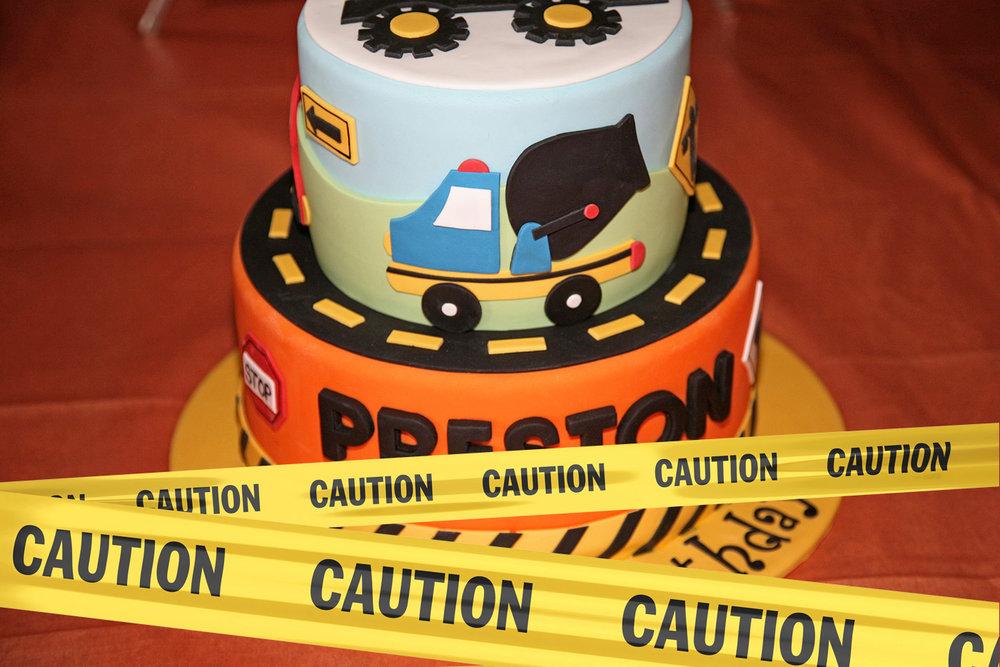 Tremendous Construction Birthday Party Pbgrey Funny Birthday Cards Online Fluifree Goldxyz
