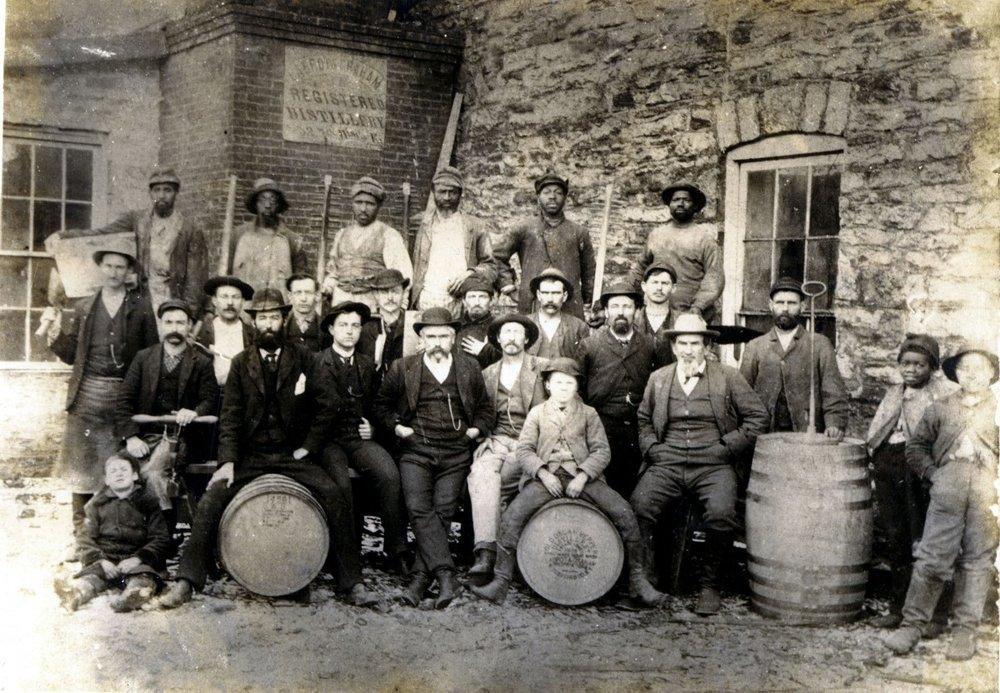 photo credit:    Kentucky Distillers Association