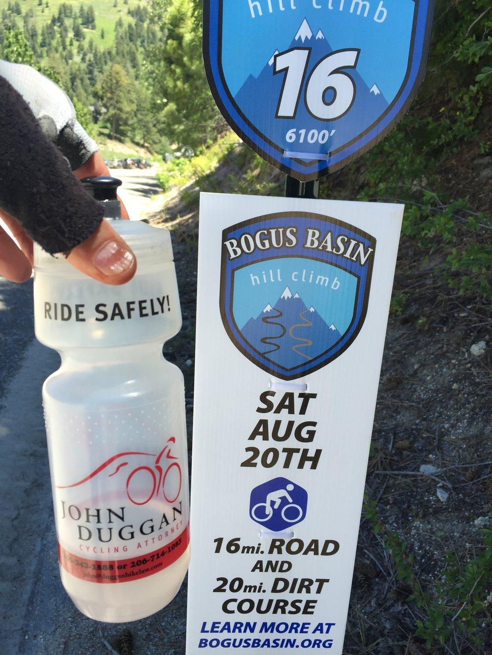 Bogus Basin Road - Boise, ID