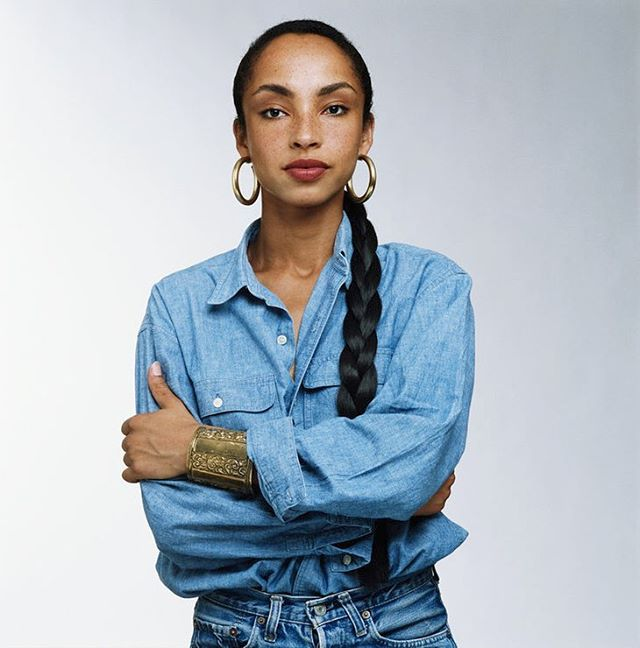 """I just aspire to pick people up. That's my ambition."" - @sade"