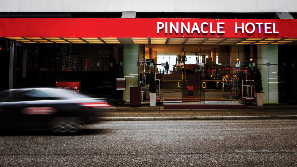 Pinnacle Hotel Harbourfront Vancouver