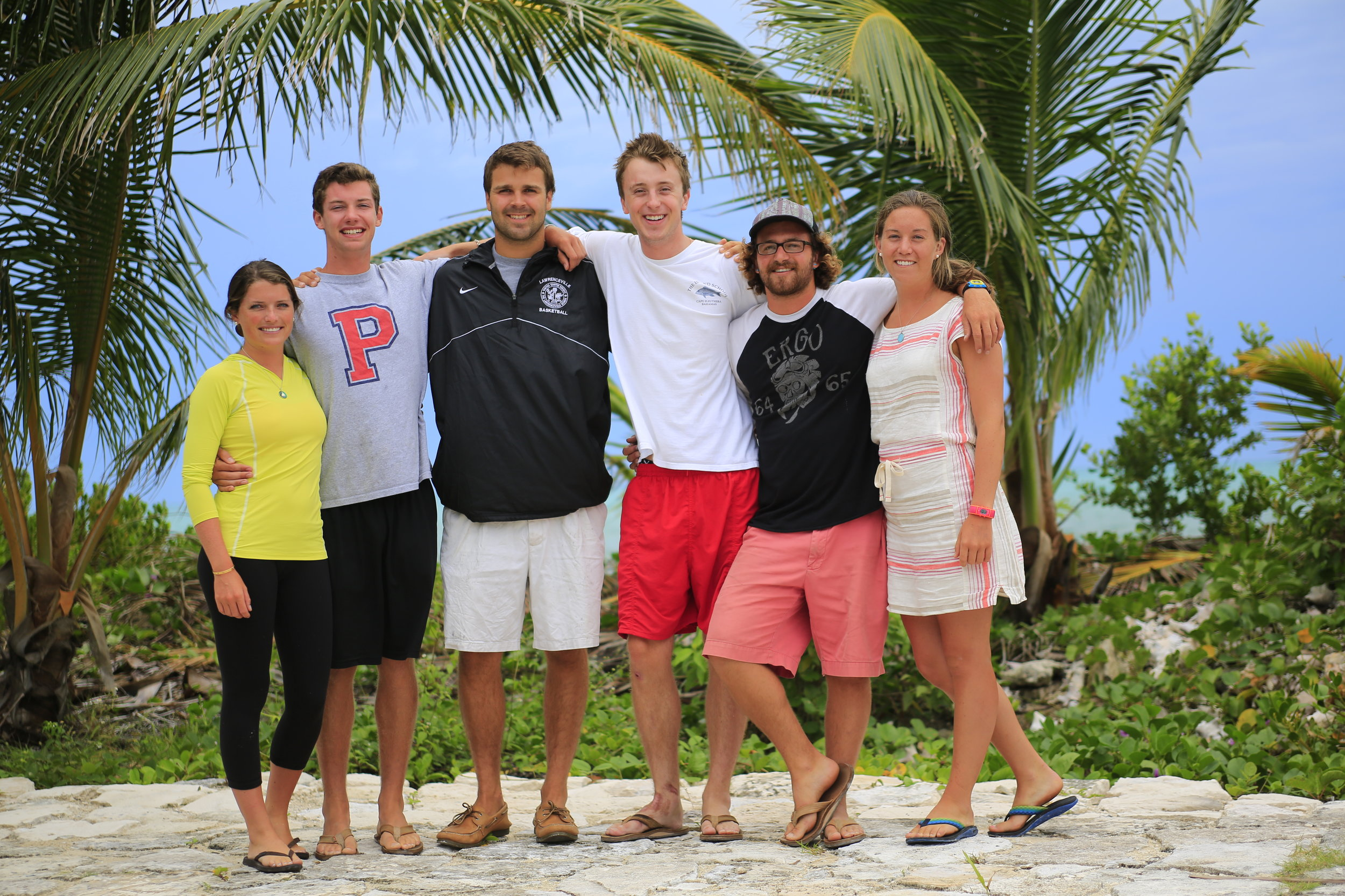 Grace Lucas (S'08), Liam Donovan (F'10), George Giannos (F'10), Griffin Hunt (F'11), Nick Lanza (S'10), Whitney Powel (S'09)