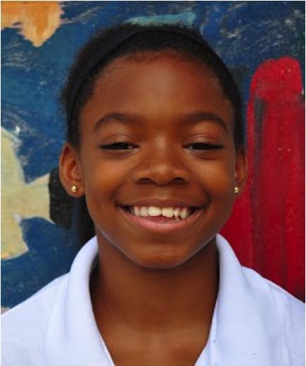 Keneisha Pinder of Tarpum Bay will be attending Hebron Academy in Hebron, ME.