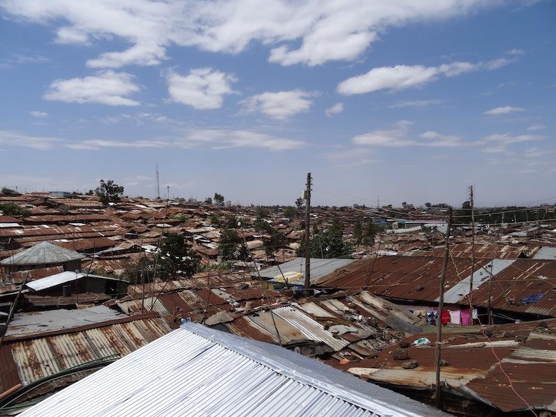 Kiberia Slum