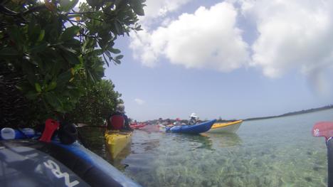 3-Day Kayak.
