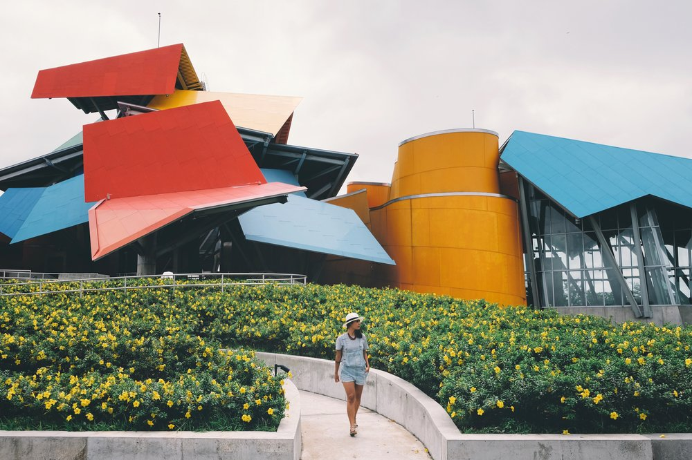 BIO MUSEO BY FRANK GEHRY