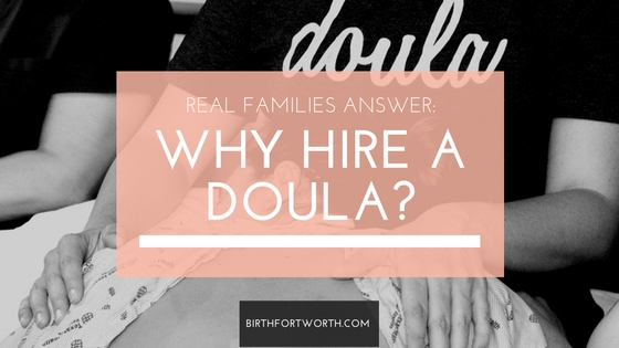 Fort Worth doula