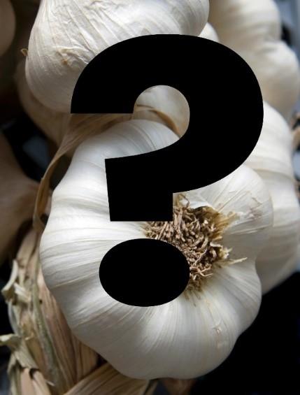 Garlic to treat GBS