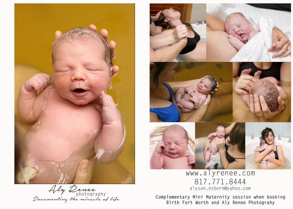 Best Birth Photography in Fort Worth DFW