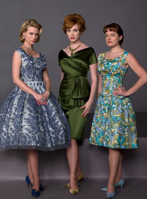 mad men style vintage 60's outfit retro