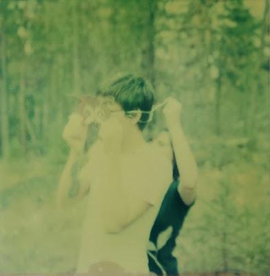 Cassie Kammerzell polaroid holga vintage