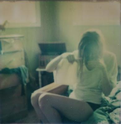 Cassie Kammerzell polaroid vintage holga