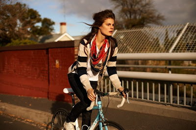 the sartorialist bike style fashion
