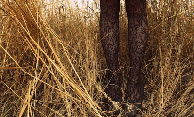 tights fun pattern outfit
