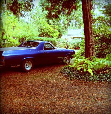 el camino classic car