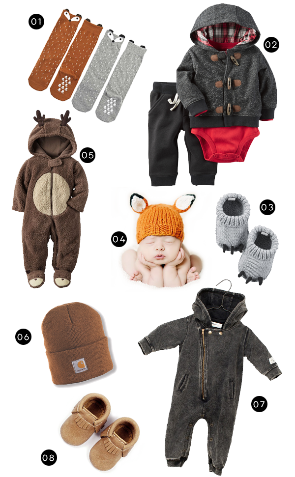Baby Clothes Wishlist