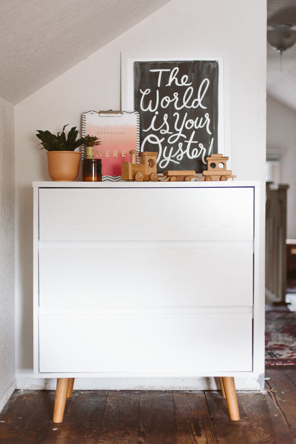 Boho Gender Neutral Nursery