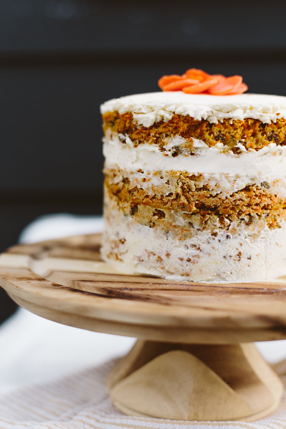 Keto Carrot Cake Recipe