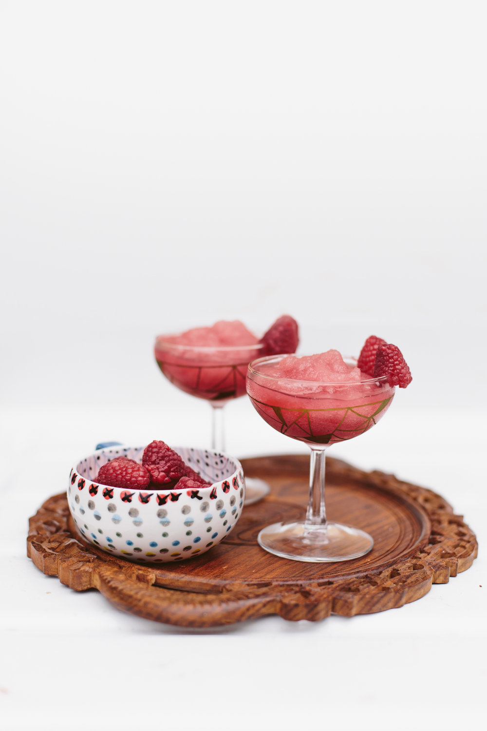 Raspberry Frosé Recipe