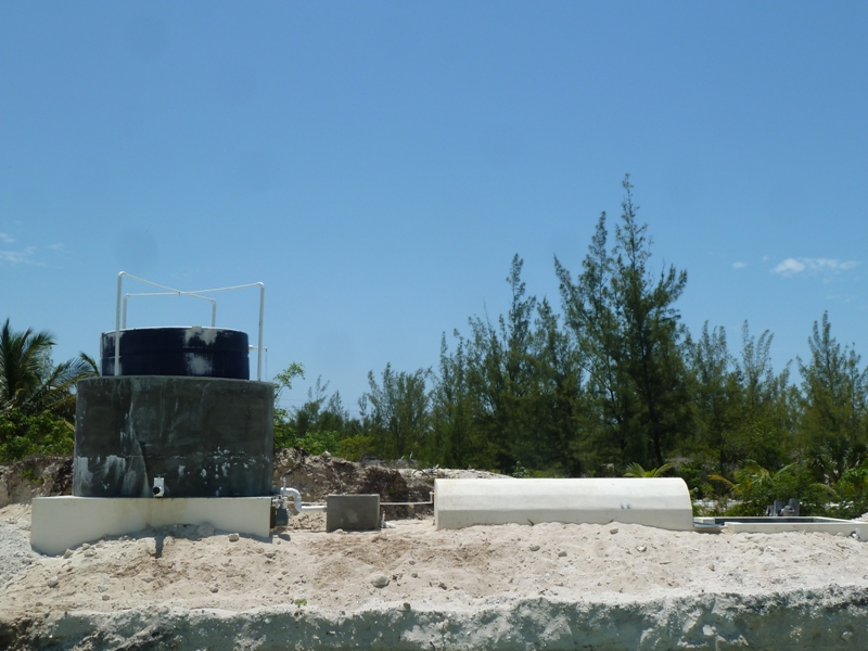 Cape Eleuthera Institute, Biodigester